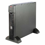 APC Smart-UPS On-Line Double-conversion (Online) 1000VA 6AC outlet(s) Rackmount/Tower Black uninterruptible power supply (UPS)