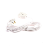 SMJ B1W5MP Indoor 1AC outlet(s) 5m White power extension