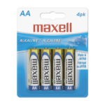 Maxell 723465 household battery Single-use battery Alkaline
