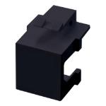 Cablenet Blank Keystone Black