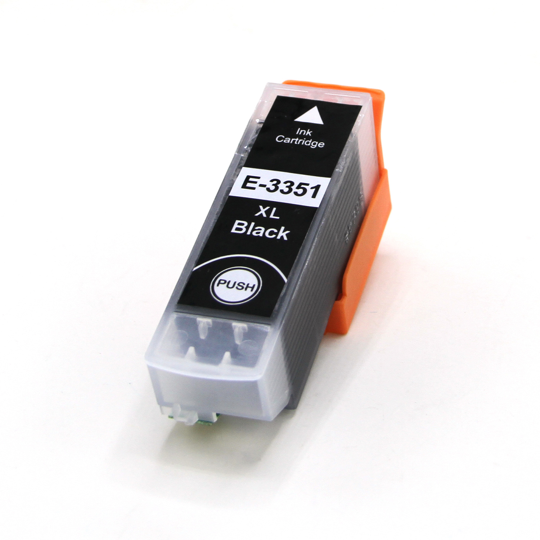 Compatible Epson T3351 Orange Black Ink Cartridge