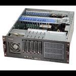 Supermicro 842XTQ-R606B Rack Black 600 W
