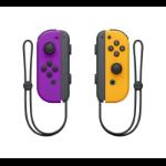 Nintendo Joy-Con Gamepad Nintendo Switch Analogue / Digital Bluetooth Black, Orange, Purple