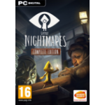 Namco Bandai Games Little Nightmares Complete Edition Basic+DLC PC English video game