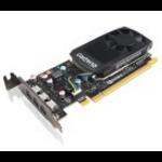 Lenovo 4X60N86656 graphics card NVIDIA Quadro P400 2 GB GDDR5