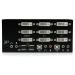 StarTech.com 2 Port Triple Monitor DVI USB KVM Switch with Audio & USB 2.0 Hub SV231TDVIUA