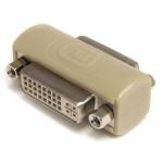 StarTech.com GCDVIIFF tussenstuk voor kabels DVI-I Beige