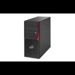 Fujitsu ESPRIMO P756/E90+ 3.7GHz i3-6100 Desktop Black,Red PC