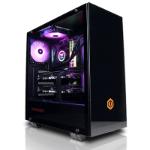 CyberPower GEN010528 PC DDR4-SDRAM 3200G Midi Tower AMD Ryzen 3 8 GB 2000 GB HDD Windows 10 Home Black