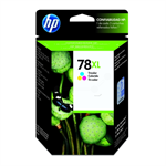 HP C6578AE (78) Printhead color, 1.2K pages, 38ml