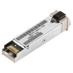 Hewlett Packard Enterprise X121 network transceiver module Fiber optic 1000 Mbit/s SFP 1310 nm
