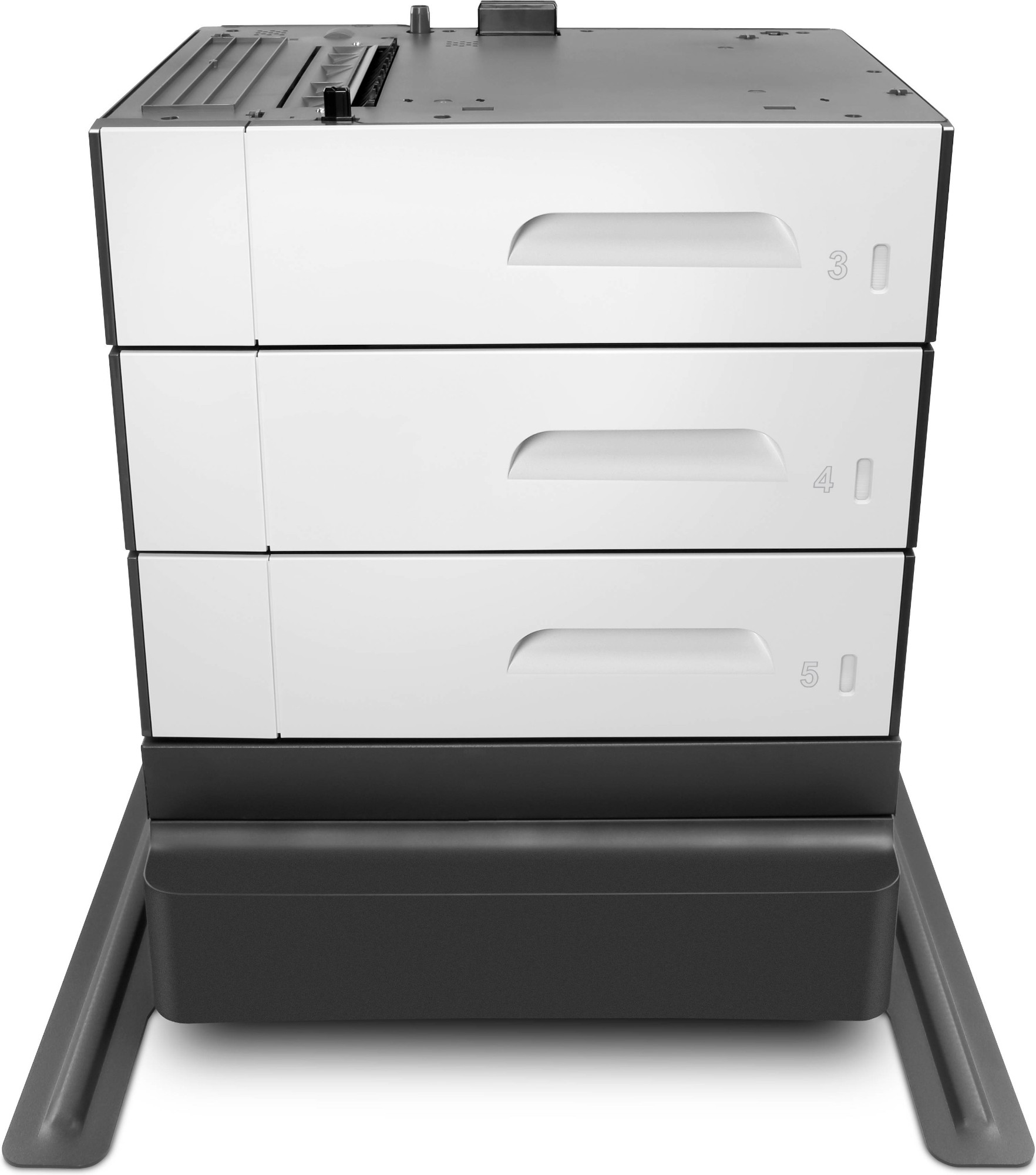 HP PageWide Enterprise 3x500 sheet Paper Tray and Stand G1W45A