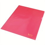 Rexel Nyrex™ A4 Cut Flush Folders Red (25)