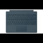 Microsoft FFP-00025 Microsoft Cover port Blue mobile device keyboard