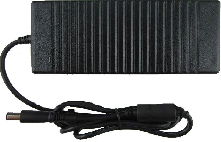 HP 609941-001 power adapter/inverter Indoor 120 W Black