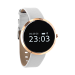 "xlyne SIONA XW FIT smartwatch Gold OLED 2.41 cm (0.95"")"