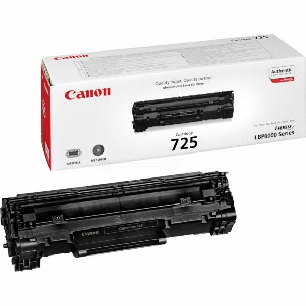Canon 3484B002 (725) Toner black, 1.6K pages