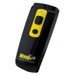 Wasp WWS150i Handheld bar code reader 1D Black, Yellow