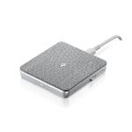ALOGIC Ultra Wireless Charging Pad - 10W- Silver