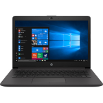 "HP 240 G7 Zwart Notebook 35,6 cm (14"") 1366 x 768 Pixels Zevende generatie Intel® Core™ i3 4 GB DDR4-SDRAM 128 GB SSD Windows 10 Home"