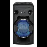 Sony MHCV11 Public Address (PA) system Freestanding Public Address (PA) system Black