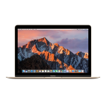 "Apple MacBook 1.2GHz 7th gen Intel® Core™ m3 12"" 2304 x 1440pixels Gold Notebook"