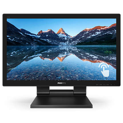 Philips LCD-monitor met SmoothTouch 222B9T/00