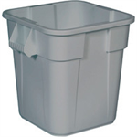 FSMISC BRUTE CONTAINER 106L GREY 382210