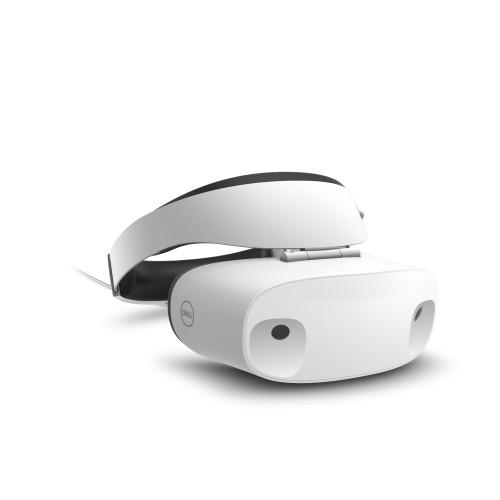 DELL Visor Dedicated head mounted display White