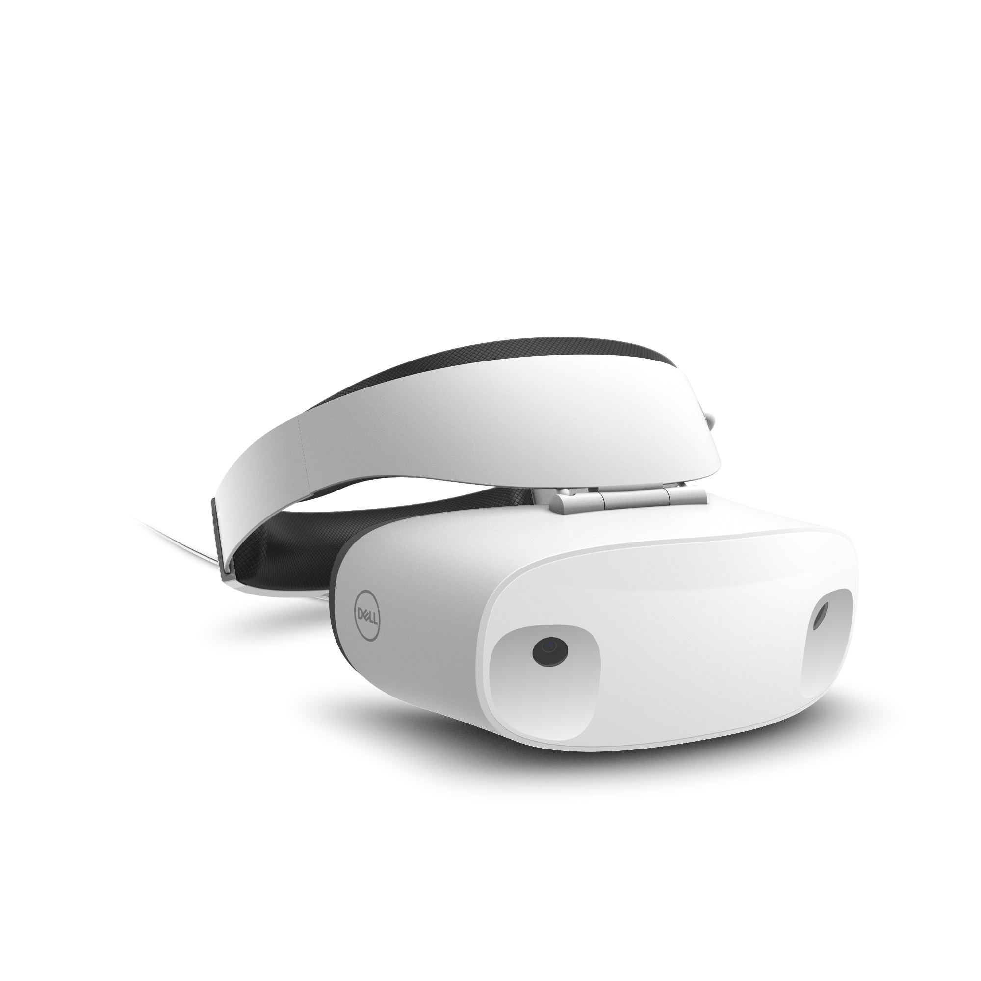7c879d1458d DELL Visor Dedicated head mounted display White