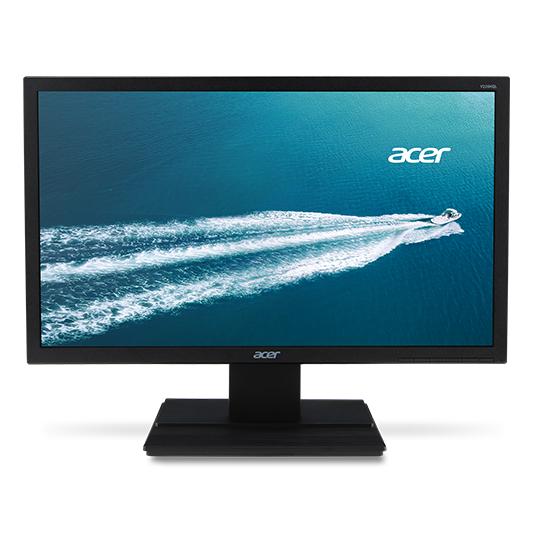 """Acer V6 V276HL 27"""" Black Full HD"""