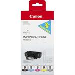 Canon 1034B013 (PGI-9) Ink cartridge multi pack, Pack qty 5