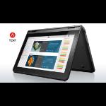 "Lenovo ThinkPad Yoga 11e 1.6GHz N3150 11.6"" 1366 x 768pixels Black"