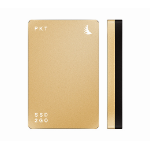 Angelbird Technologies SSD2go PKT USB3.1 256GB 256GB USB Type-C 3.1 (3.1 Gen 2) Gold