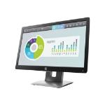 "HP EliteDisplay E202 - LED monitor - 20"" - 1600 x 900 - IPS - 250 cd/m"