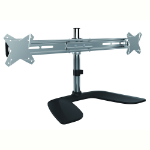 Brateck Dual Monitor Horizontal Desk Stand from 13''-27'