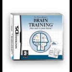 Nintendo Dr. Kawashima's Brain Training, NDS