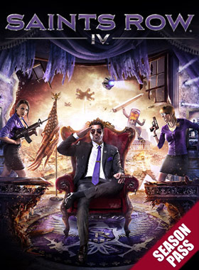Nexway Act Key/Saints Row IV - Season Pass vídeo juego PC Español