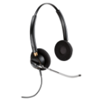 Plantronics ENCOREPRO HW520V Binaural Head-band Black headset