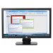 "HP ProDisplay P222va VA 21.5"" Black Full HD"