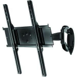 Peerless SA746PU Black flat panel wall mount