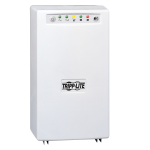 Tripp Lite SmartPro 230V 1kVA 750W Medical-Grade Line-Interactive Tower UPS with 6 Outlets, Full Isolation, Expandable Runtime