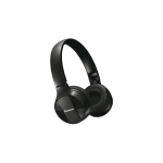 Pioneer SE-MJ553BT Black Supraaural Head-band headphone
