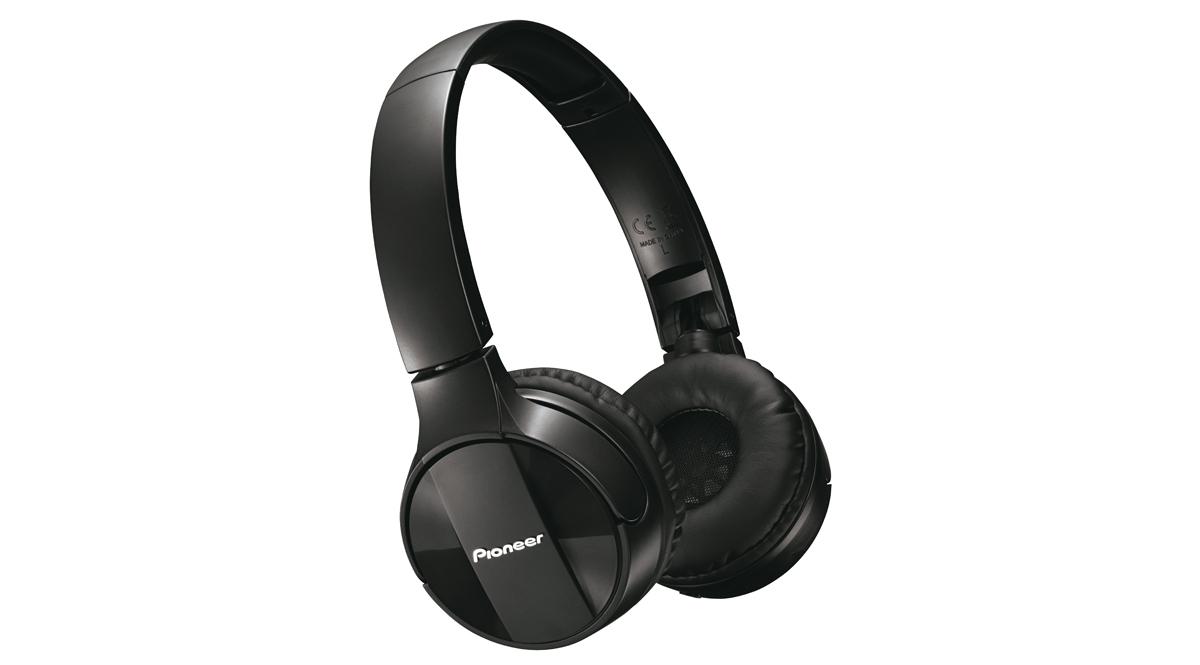 Over Ear Headphones Black - Wireless