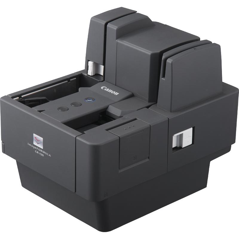 Canon imageFORMULA CR-120 600 x 600 DPI Black