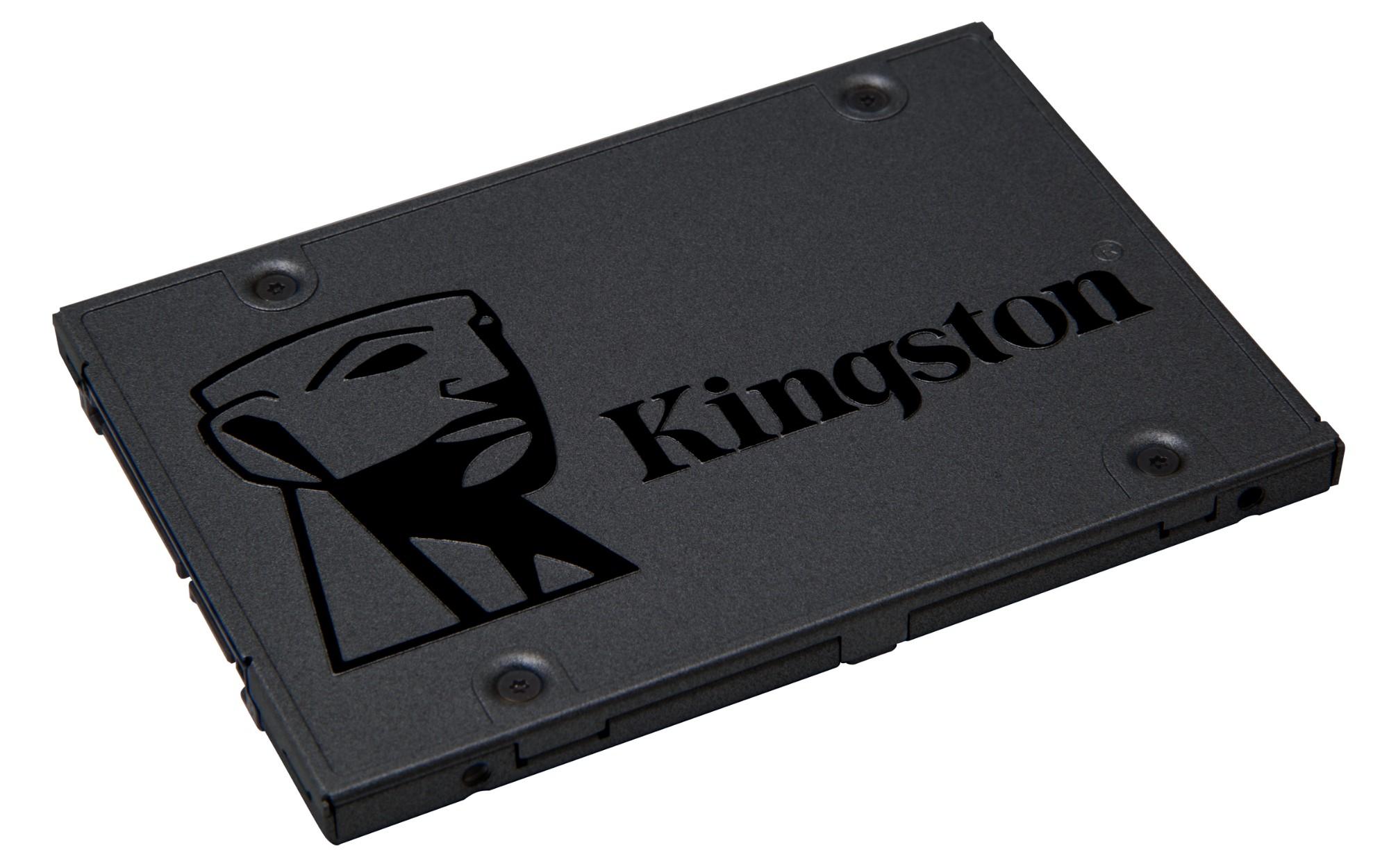 "Kingston Technology A400 240 GB Serial ATA III 2.5"""