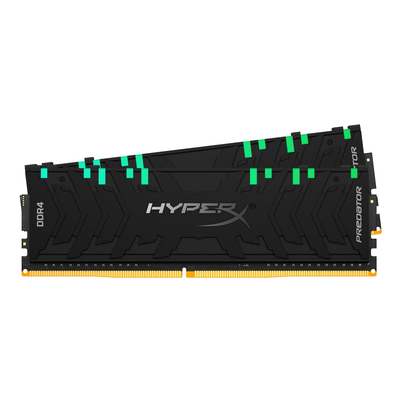 HyperX Predator HX432C16PB3AK2/16 módulo de memoria 16 GB 2 x 8 GB DDR4 3200 MHz