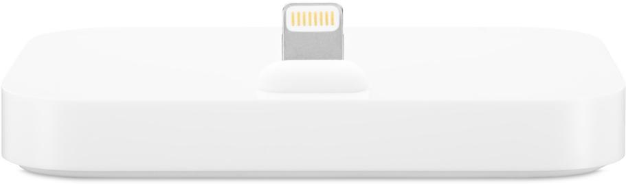 Docking Station White- iPhone Lightning
