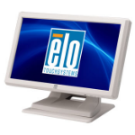"Elo Touch Solution 1519LM 15.6"" 1366 x 768pixels White touch screen monitor"