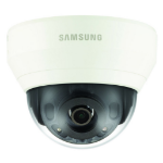 Hanwha QND-6010R IP security camera Indoor Dome Ceiling 1920 x 1080 pixels